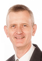 Pastor Derry O'Sullivan